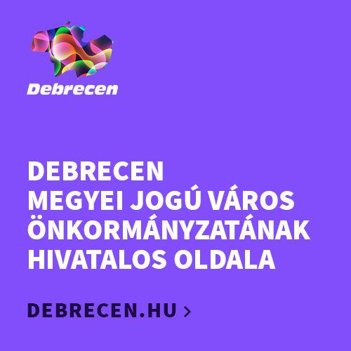 Debrecen Város hivatalos oldala